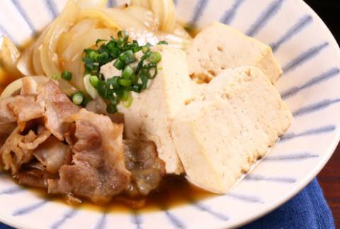 満足感たっぷり♪節約上手の「豆腐×豚バラ」のラクうま献立【スピード献立特集 Vol.10】