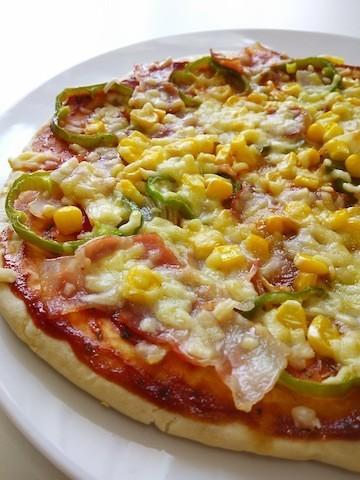 フライパンひとつでピザが完成!【フライパン百珍Vol.13】