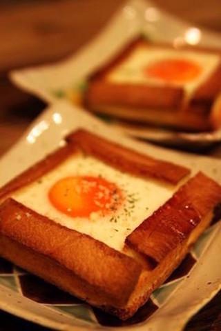 【これは便利】「目玉焼きトースト」の卵がこぼれないワザ5選!