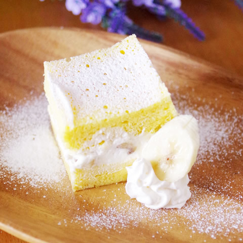 レンチンで簡単!混ぜて焼くだけ「バナナケーキ」の味バリエ