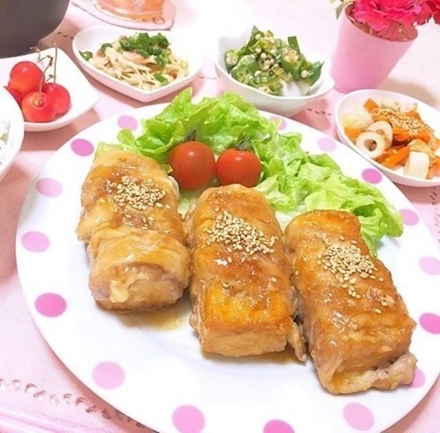 野菜も肉も食べられる!「肉巻き」レシピがお弁当に大活躍