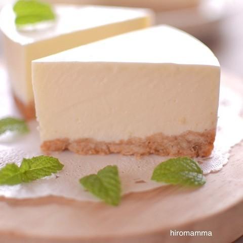 爽やかな味わい♪今食べたい「レアチーズケーキ」