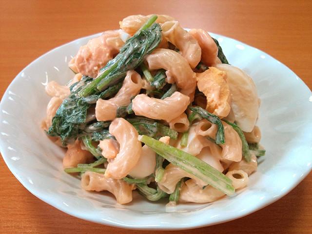 実は便利!保存食材「マカロニ」のサラダ味バリエ5選