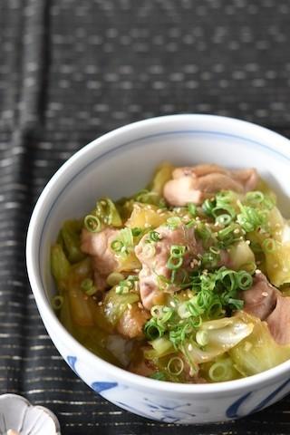 お昼の料理時間を短縮!ガッツリ食べられる「丼もの」作りおきレシピ5選