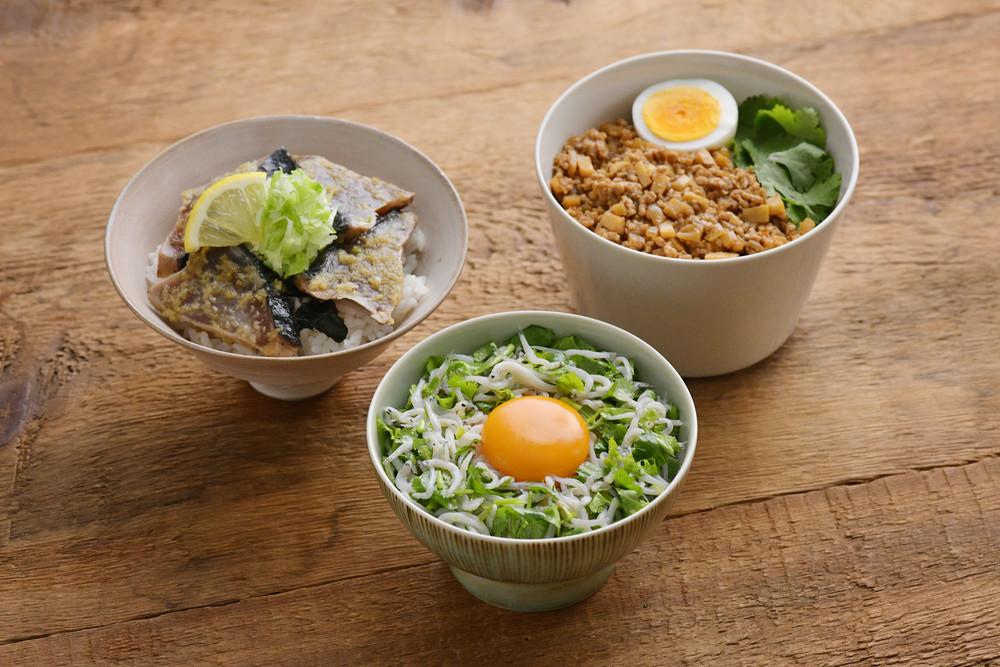 軽く食べたい時にぴったり♪春の味覚で作る「小どんぶり」3選