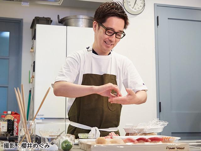 寿司職人 兼 フードコーディネーターの野本やすゆきさんが教える「魚を簡単においしくするワザ」【プロの日々ごはんvol.15】