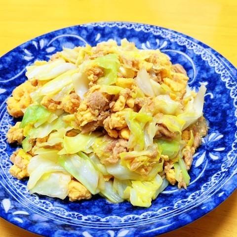 チャチャッと完成☆「卵×常備食材」でごはんに合うボリューム炒め5選