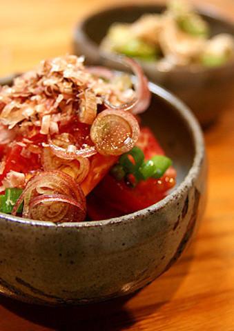 サラダだけじゃない!「トマトのおひたし」があっさり美味