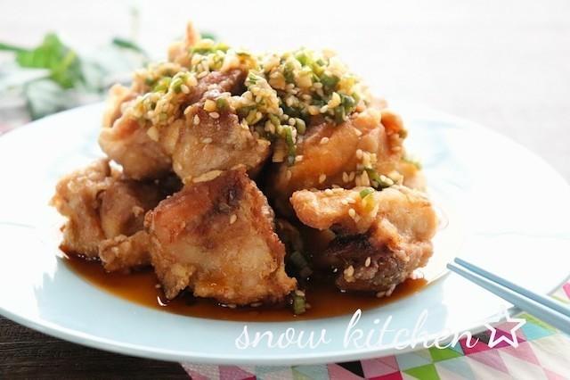 夏に食べたい!ご飯が止まらない「油淋鶏」のジューシーおかず
