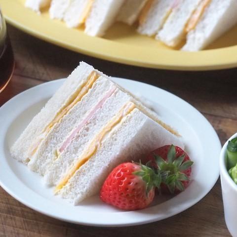 レトロでおいしい♪台湾サンドイッチ「三明治」を作ってみよう!