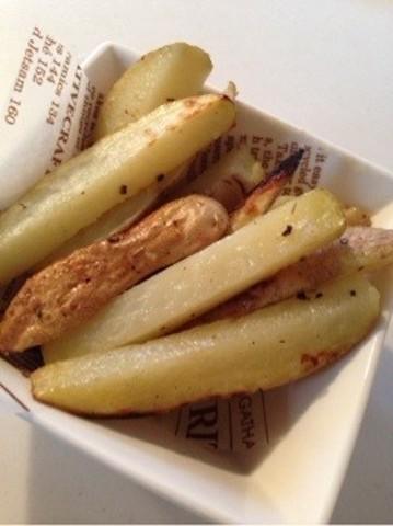 揚げなくてもカリカリ!「焼きポテト」がヘルシー&簡単美味