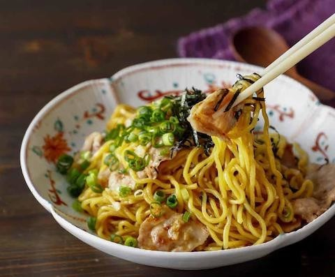 ガッツリ&ひんやり!夏にうれしい「つるっとウマい麺レシピ」6選