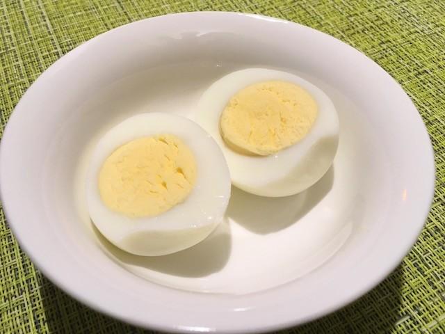 時間 冷やす ゆで 卵