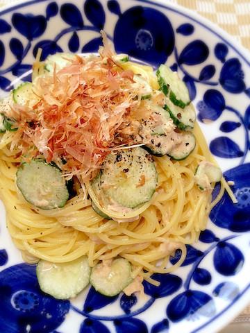 10分で完成!「ツナ缶と夏野菜1つ」で作るお手軽パスタレシピ