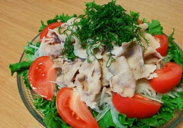 【さっぱり美味】夏バテでも食べられる「冷しゃぶ」レシピ集めました!