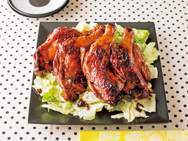 甘辛ダレがクセになる!おうち料理研究家・みきママが教える「鶏肉の山賊焼き」【みきママのベストレシピVol.1】