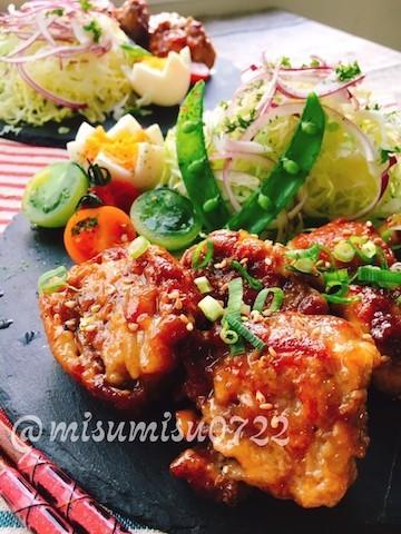 ステーキも唐揚げもOK!変幻自在の万能食材「豚こま」の肉レシピ