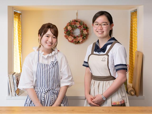 料理家・人気動画クリエイターのはるあんさんに、女子高生が聞いてみた。「楽しくムダなく食材を使い切るには?」