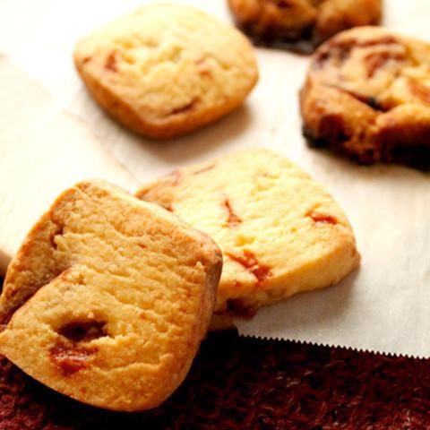 しっとりオトナ味の「ほろ苦クッキー」で秋のティーブレイクを楽しもう♪