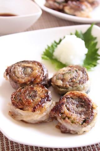 """ポイントは""""くるくる""""!?特売薄切り肉でおいしい「ステーキ」が作れた!"""