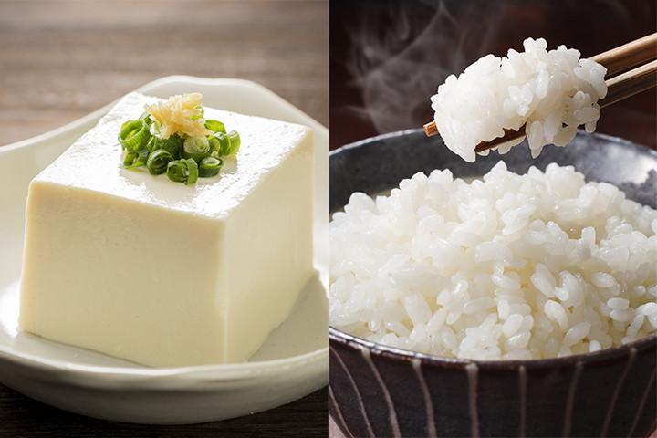 【体型が気になる方に朗報】「豆腐」がご飯のような食べ心地になる裏ワザ!