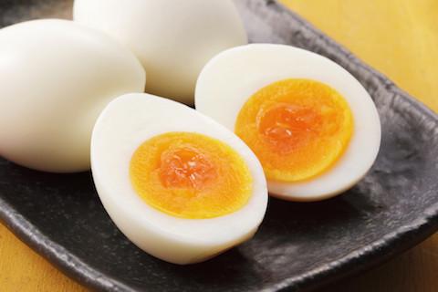殻つきで!コンビニの「味つきゆで卵」がおうちで作れた♪