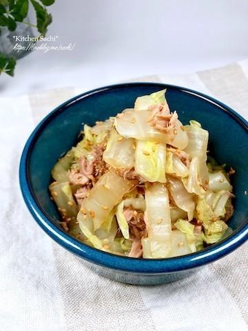 箸がススム!「白菜」の作りおきバリエ5選