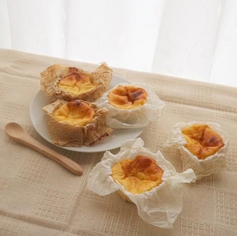 お財布にもやさしい♪スライスチーズで簡単美味「チーズケーキ」