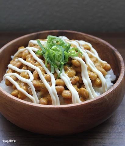 ちょい足し!意外な食材とも相性バッチリ「納豆ごはん」味バリエ5選