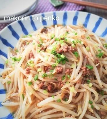 ボリューム満点!「もやし×ひき肉」でカサ増し&節約炒め物バリエ5選