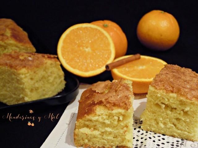 ふんわり「スポンジケーキ」はオレンジジュース入り♪【世界のクックパッドのスイーツ】