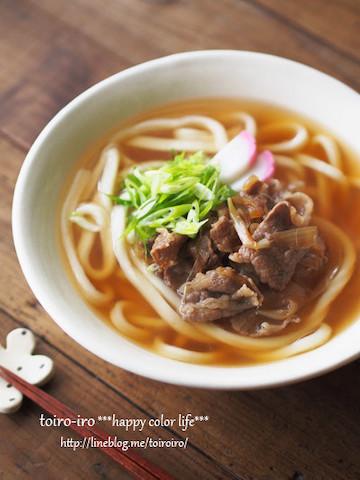 旨味がジュワ~ッ!ガッツリ&あったかおいしい「肉うどん」バリエ4選