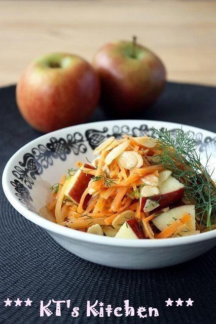 おいしくて栄養満点♪「りんご」の活用レシピが無限大!