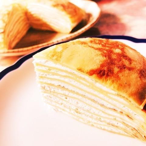 【今週の注目レシピ】味バリエ豊富!コンビニでも人気の「ミルクレープ」をおうちで楽しむ