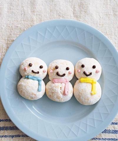 サクサク&ほろほろ食感。おうちで作るスノーボール【冬のらくちん絶品レシピ Vol.4】