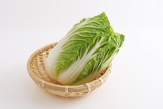 まとめ買いにも!「白菜」のおいしさキープワザ