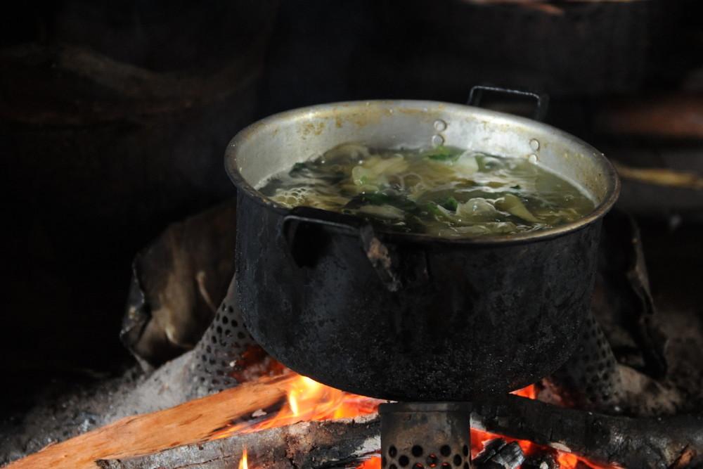 秋の「煮込みたい欲」を、お粥で満たしたい【今日、キッチンで何を考えていますか?vol.8】