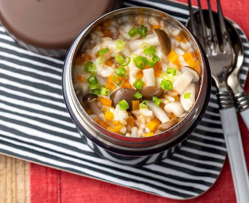 昼までアツアツ!スープジャー弁当【ほっこり具だくさんスープ Vol.3】