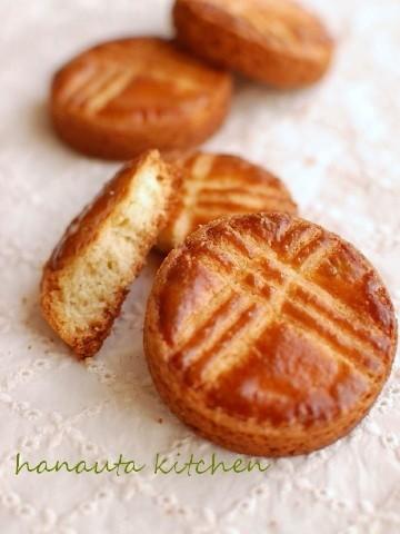 おしゃれなフランス菓子「ガレット・ブルトンヌ」作ってみない?