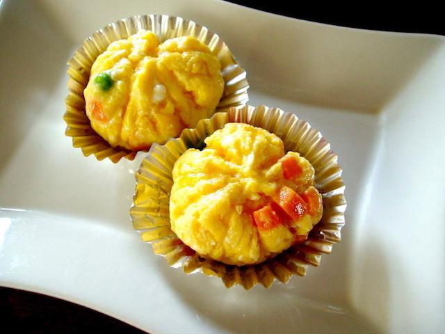 お弁当の卵料理にバリエーションを!「茶巾たまご」が可愛い♪