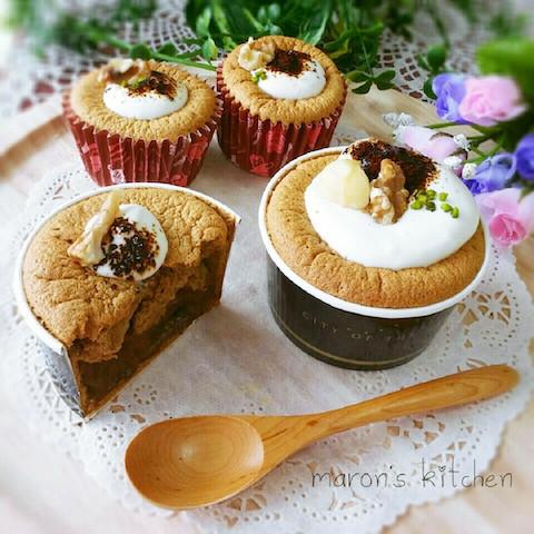 インスタントコーヒーを活用!「カフェオレケーキ」で大人のおやつタイムを