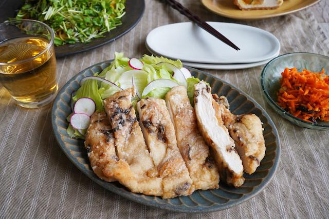 やみつき!しっとりやわらか「鶏むね肉だけ」で作る絶品レシピ集めました