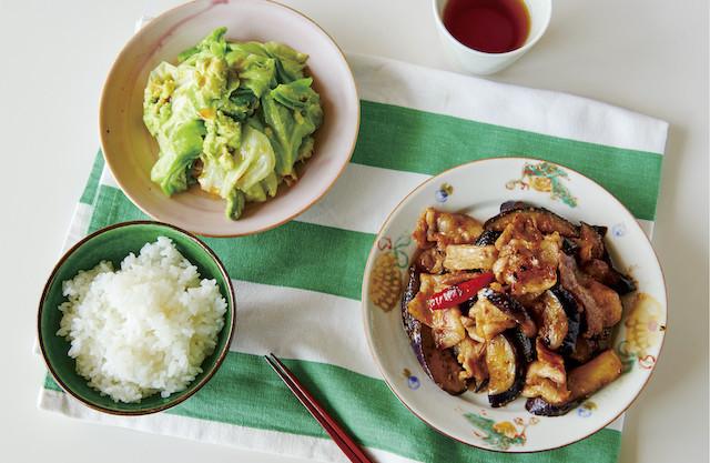 実は簡単!料理研究家・市瀬悦子さんの頑張らずに続けられる「2品献立」【プロの日々ごはん Vol.24】