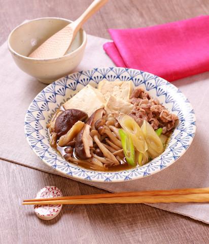寒いときに作りたい!じゅわっと味しみ「肉豆腐」
