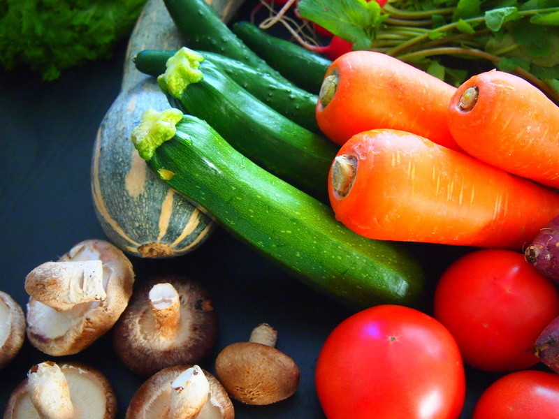 24kgやせたダイエッターさんの毎日ダイエット〜温野菜と生野菜どちらがダイエットに効果的?〜