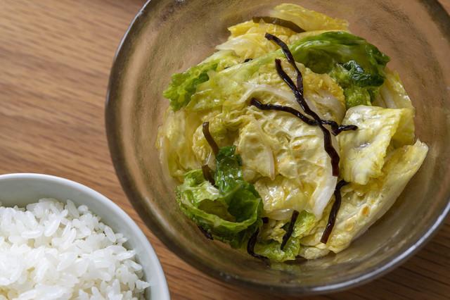 モリモリ食べられるおいしさ!「白菜」の副菜があと一品にぴったり