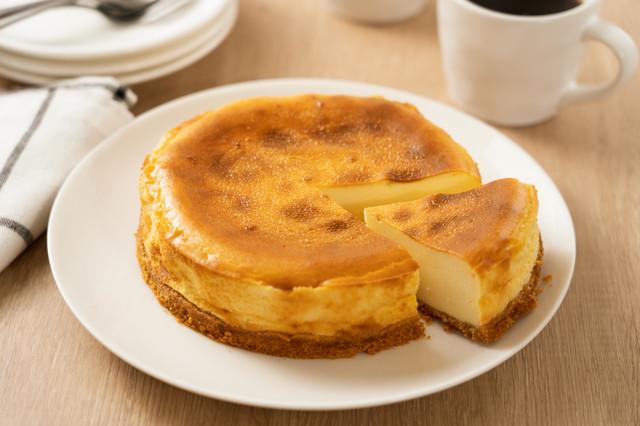 驚きの簡単さ!おうちにある材料3つで「チーズケーキ」を作ろう