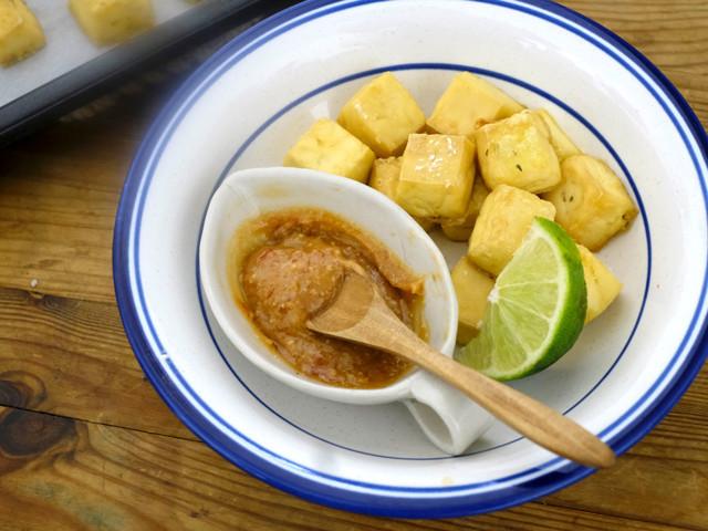 いつもの食べ方に飽きてきたら、海外でも人気の「ベイクド豆腐」を試してみよう!【工藤詩織の「お豆腐」進化論 Vol.25】