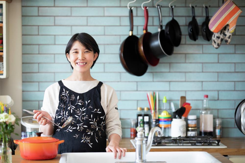 伝説の家政婦・タサン志麻さんが教える「一生ものの料理のコツ」