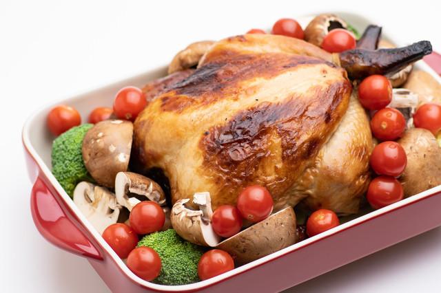 【クリスマスも要注意!】鶏料理に潜む「カンピロバクター」食中毒